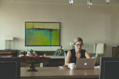 rise of working from home and flexible working