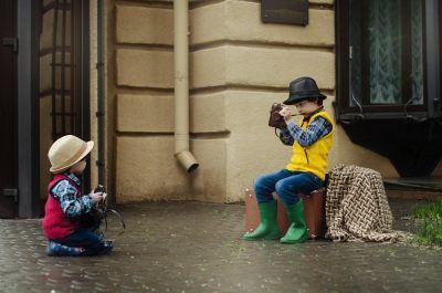secret to work life balance photography kids