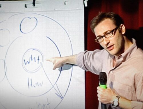 How great leaders inspire action – TED Talk by Simon Sinek